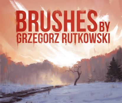 My Brushes by 88grzes