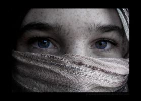 Bedouin Girl by PurpleEyedBanshee