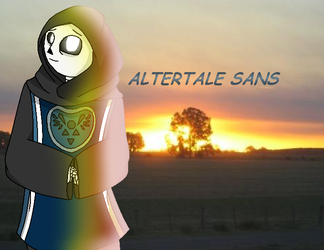 Sans - Altertale Ut Au by marigetta777