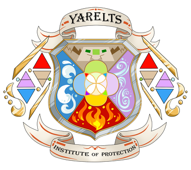Yarelts Crest by DreamingMystic