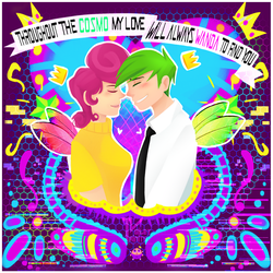 Cosmo And Wanda Valentine by VoiletTrinity