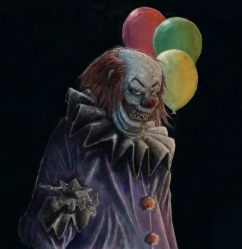 Pennywise Concept *Stephen King's It* by Jackomack
