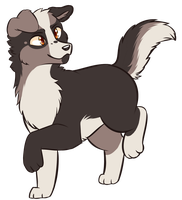 Detrah's Doge Character by streamofmist