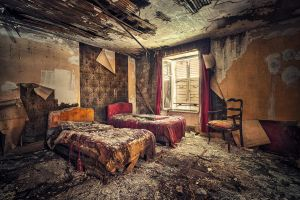 Once a Classy Hotel by Matthias-Haker