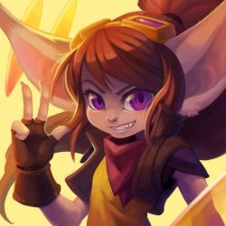New Rin Icon! by RinTheYordle