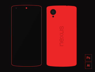 [FREEBIE]Nexus 5 by Rasvob