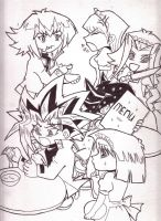 .: Yu-Gi-Oh! Maid Cafe :. by YuGiOh4Ever