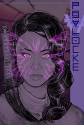X-Men Portrait: Psylocke by VegetarianGoat