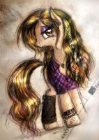Sweet Amber by TheFlyingMagpie
