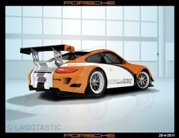 Porsche GT3 Vector_FINISHED by Laggtastic