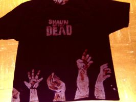Shaun shirt front finished by MissCreepers