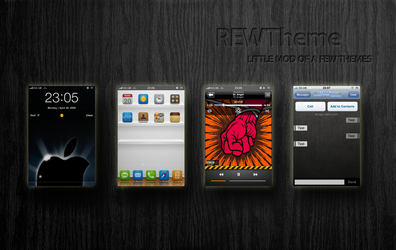 iPhone 20.4.09 by rewkelly
