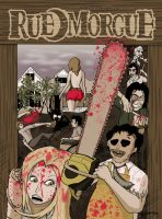 Texas Chainsaw Massacre by thezombified