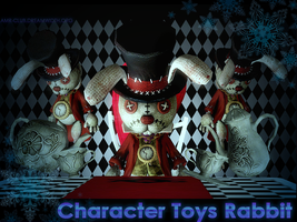 AMR - Character Toys Rabbit by KatherineTremere