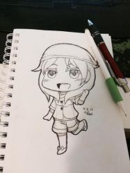 Eleanor Doodle by Rugi-chan