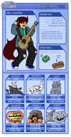 [JOCT] Rock Hard Trainer Will Gets Ready To Jam! by TheBulbaonicPlague