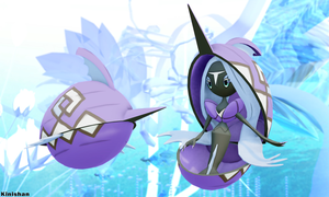 [MMD Pokemon] Download- Tapu Fini by Kinishan