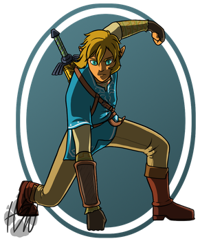 Link Commission7 by HumanScentedWolf