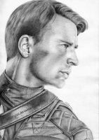 Captain America by 22Zitty22
