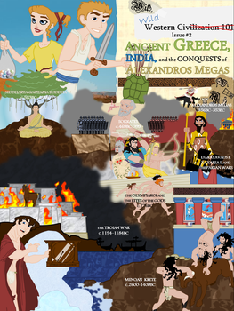 WWWC 2 Ancient Greece and India by JakobDailes