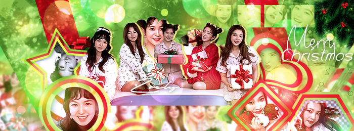 Red Velvet - Merry Christmas by zoely1