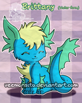 Brittany water form by Veemonsito