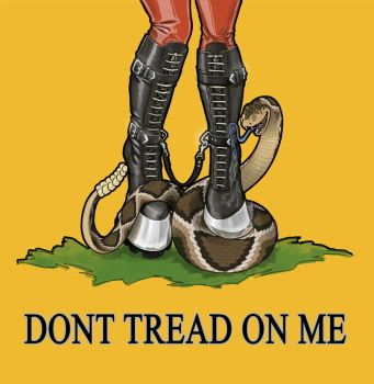 Dont Tread On Me by JhonnyRebel