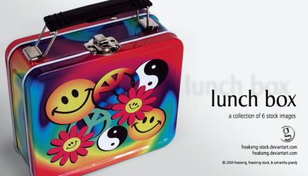 freaksmg-stock - lunch box by freaksmg-stock