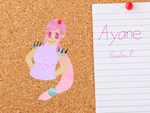 .:DIGITAL PAPER DOLL:. Ayane! by EmberthePowerful