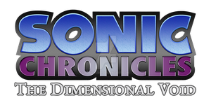 Sonic Chronicles 3 Logo by Sonicguru