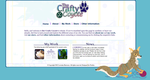 The Crafty Coyote Website by Nomati