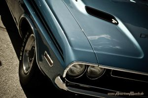 71 Challenger Mopar by AmericanMuscle