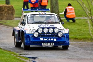 MG Metro 6R4 by Willie-J