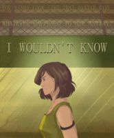 I Wouldn't Know by ShOrtSh4dow