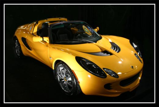 Lotus Elise by Timmy-one