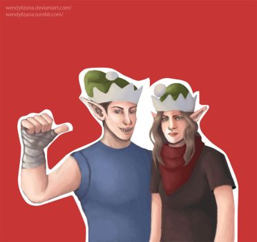 Tf2 + FECH by wendylizana