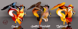 [CLOSED] Fairy Flox Raffle Event by WaxBottle