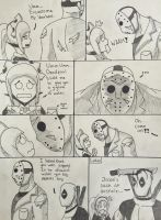 Random Crossover: Jason's an asshole by MandS-14