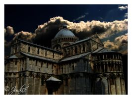 The Dome of Pisa. by XalexutzaX