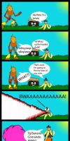 Tg Banana comic by epic-agent-63