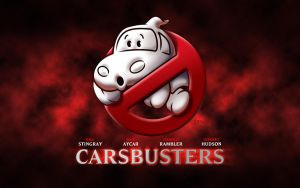 Cars | Carsbusters logo by danyboz