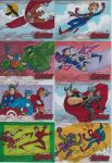 Avengers: Age of Ultron - Sketch Cards Group 2 by tyrannus