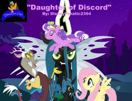 Daughter of Discord poster by Lazbro64