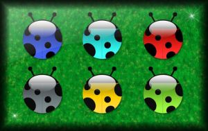 Coccinelle Pack by Lucifer4671