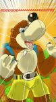 If Banjo has a realistic animal voice in Smash Bro by TaylorSwitch64