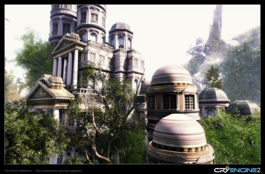 Crysis - Game Environment - 07 by MadMaximus83