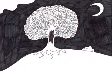 Huffingtober 4, If a Tree could See by thecrazyworldofjack