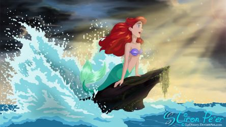 Ariel 30 - Part of Your World by LPDisney