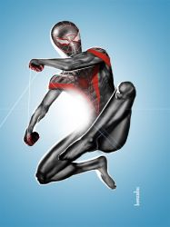 Ultimate Spider-Man by Bonzulac