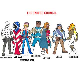 The United Council by 12for12